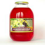 сок яблочно-черносмородиновый